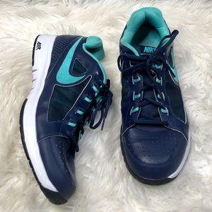 Nike Air Vapor Ace Navy Blue Tennis Shoes 11.5